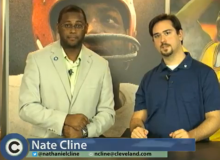 Northeast Ohio Media Group reporters Robert Rozboril and Nathaniel Cline were in studio to talk about the three exciting plays from last week's Northeast Ohio hoops action.